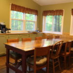 North Retreat House Dining Space