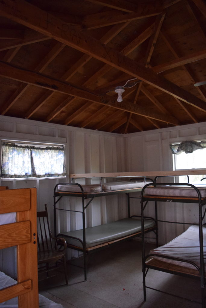 Old Cabin Interior